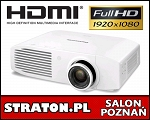 Panasonic PT-AH 1000 - Projektor LCD Full HD - Salon Poznań