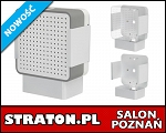 Alphason AS6004 ( AMP ) - Uchwyt ścienny do Sonos Connect  AMP ( ZP 120 ) - Salon Poznań