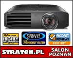 Panasonic PT-AT 6000 - Projektor Full HD - Salon Poznań