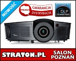 Optoma HD 141 Xe (następca HD 131 Xe) - Projektor Full HD - Salon Poznań