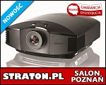 Sony VPL-HW55 ES / B - Projektor FULL HD 100 000:1 - Salon Pozna