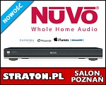 Nuvo NV-MPS4 E - Serwer multimedialny do multiroom 320 GB - Salon Poznań